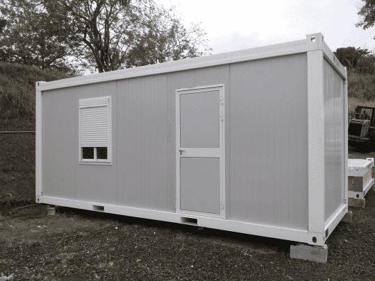 oficina modular, contenedor 20 pies